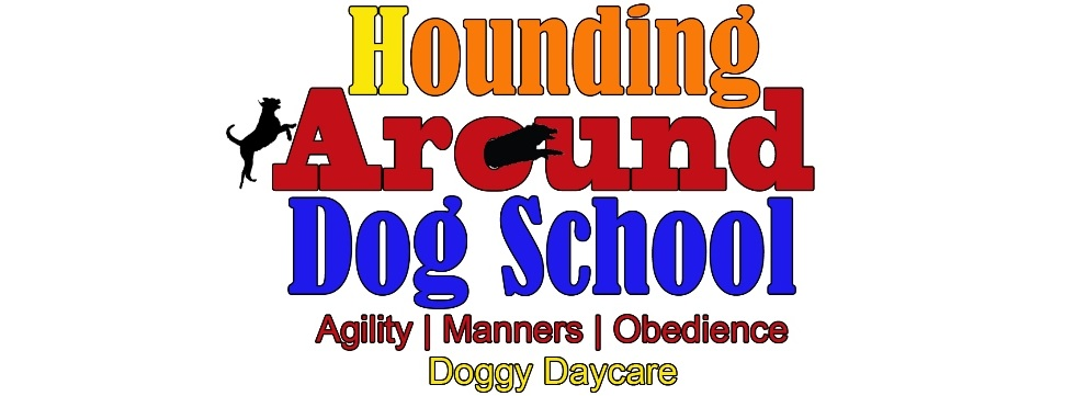Click to go to Hounding Around Dog School